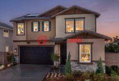 美国加州的新建房产,5072 S. Secret Garden Lane Ontario Ranch,编号34981740