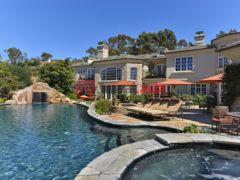 居外网在售美国兰乔圣菲7卧10卫的房产总占地12505平方米USD 9,800,000