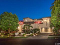 居外网在售美国新港海滩4卧5卫的房产总占地863平方米USD 5,388,000
