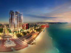 居外网在售越南2卧2卫的新建房产总占地113平方米