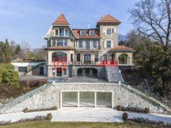 居外网在售瑞士蒙特勒7卧8卫的房产总占地4806平方米CHF 22,500,000