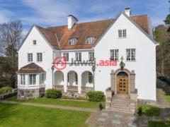 居外网在售瑞典Borås6卧的房产总占地32326318平方米SEK 19,500,000