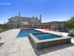 美国房产房价_纽约州房产房价_Bridgehampton房产房价_居外网在售美国Bridgehampton10卧10卫的房产USD 8,495,000