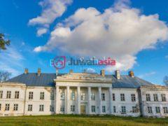 居外网在售爱沙尼亚9卧5卫的房产总占地520500平方米EUR 670,000