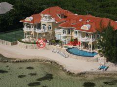 居外网在售开曼群岛乔治城的房产总占地2630平方米USD 11,995,000