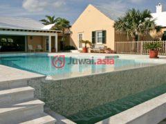 居外网在售百慕达汉密尔顿5卧4卫的房产总占地4047平方米