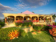 居外网在售英属维尔京群岛5卧6卫的房产总占地33306平方米USD 12,500,000