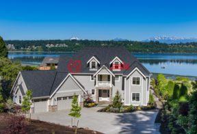 居外网在售美国4卧5卫新房的房产总占地4411平方米USD 3,550,000