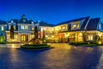 美国房产房价_新泽西州房产房价_科尔茨内克房产房价_居外网在售美国科尔茨内克9卧13卫特别设计建筑的房产总占地11088平方米USD 5,995,000