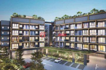 居外网在售新加坡2卧2卫新开发的房产总占地226平方米SGD 1,000,000