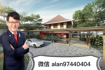 居外网在售新加坡1卧1卫新开发的房产总占地53平方米SGD 1,232,000