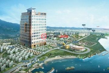 居外网在售韩国西归浦KRW 144,000,000总占地1318平方米的商业地产