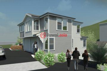 居外网在售新西兰4卧3卫新开发的房产总占地148平方米NZD 1,195,000