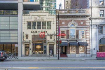 加拿大房产房价_不列颠哥伦比亚省房产房价_温哥华房产房价_居外网在售加拿大温哥华总占地669平方米的商业地产