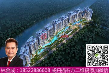 居外网在售新加坡2卧2卫新开发的房产总占地57平方米SGD 850,000