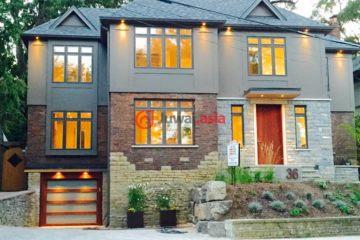 居外网在售加拿大3卧4卫特别设计建筑的房产总占地390平方米CAD 2,795,000