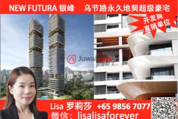 中星加坡房产房价_新加坡房产房价_居外网在售新加坡2卧2卫新房的房产总占地9987平方米SGD 3,800,000
