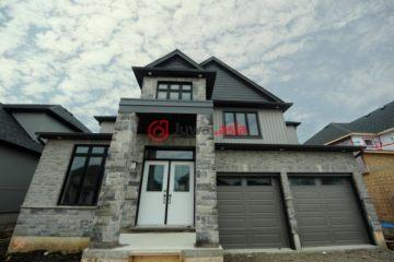 居外网在售加拿大4卧3卫新房的房产总占地686平方米CAD 825,900