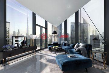 迪拜新开发的新建房产