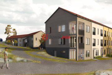 芬兰埃斯波2卧1卫新房的房产