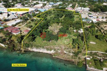 瓦努阿图房产房价_谢法房产房价_维拉港房产房价_居外网在售瓦努阿图维拉港总占地28813平方米的土地