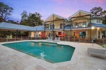 居外网在售澳大利亚Lake Macquarie5卧4卫的房产总占地34300平方米AUD 3,500,000