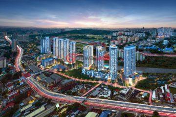 居外网在售马来西亚新开发的新建房产MYR 1,600,000起