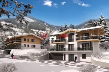 居外网在售奥地利3卧2卫新房的房产总占地10平方米EUR 388,000