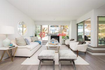 居外网在售加拿大温哥华3卧3卫的房产总占地141平方米CAD 2,699,000