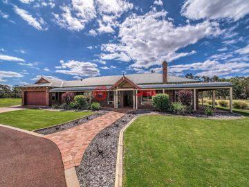 居外网在售澳大利亚珀斯3卧2卫的房产总占地41000平方米