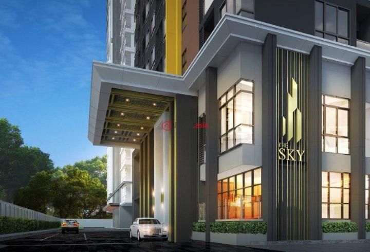 泰国的新建房产,4115/1 Sukhumvit Road,编号31220895