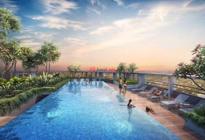 柬埔寨金边金边的房产,PlovLum, PhumTangoun and KbaDomrey, SangkatKakap, KhanPorsenChey,,编号37875545
