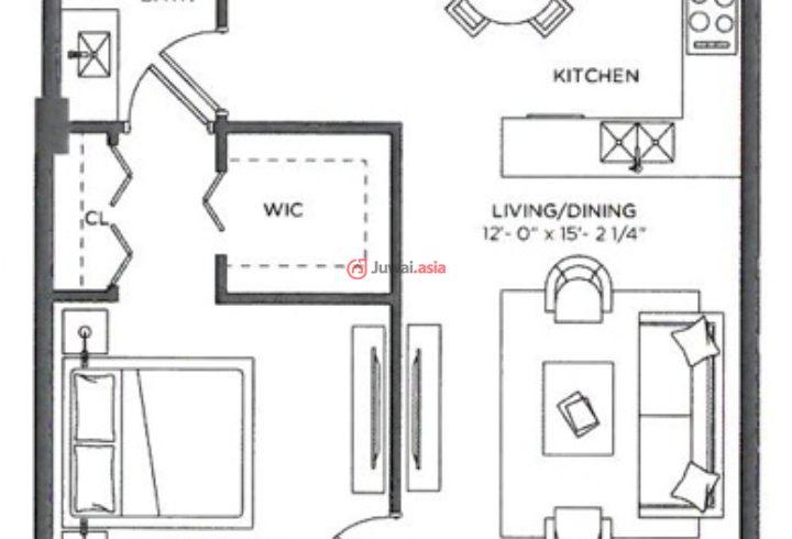 120套房設計平面圖