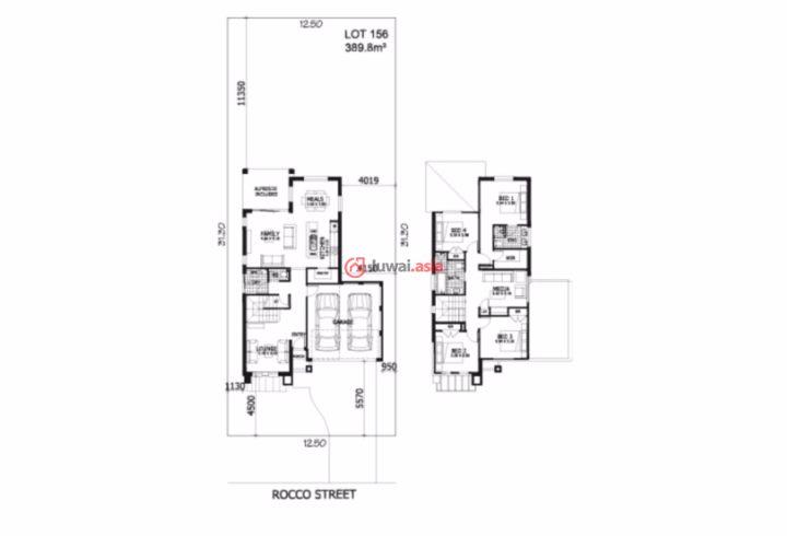 U乐国际娱乐新南威尔士州悉尼的新建房产,178 Garfield Road,编号33487131
