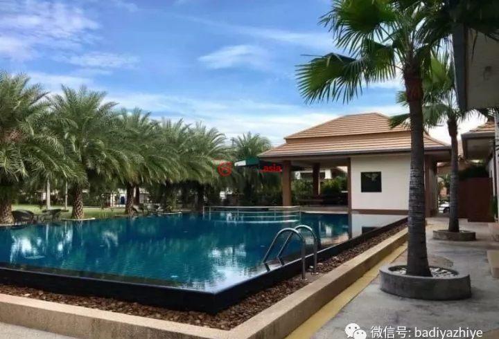 泰国春武里府芭堤雅的房产,编号32135431