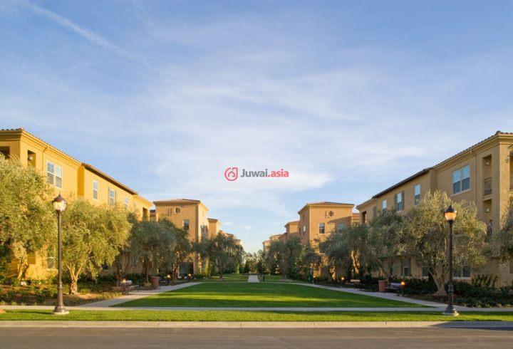 美国加州尔湾的新建房产,编号25179873