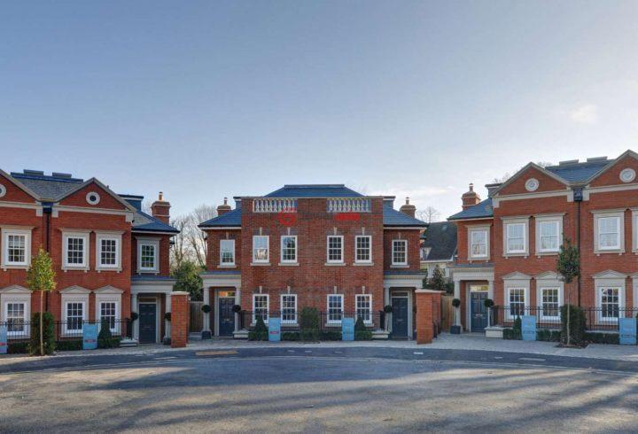 英国英格兰伦敦的房产,marryat road,编号18733159