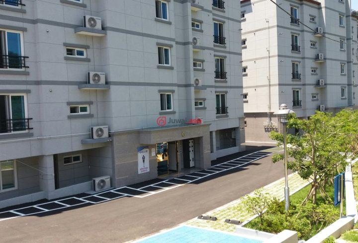 韩国済州道西归浦的房产,编号32136373