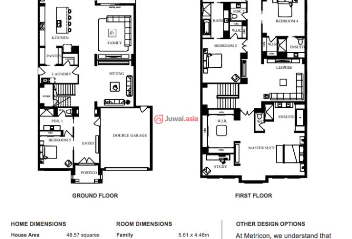 卧4卫特别设计建筑的房产