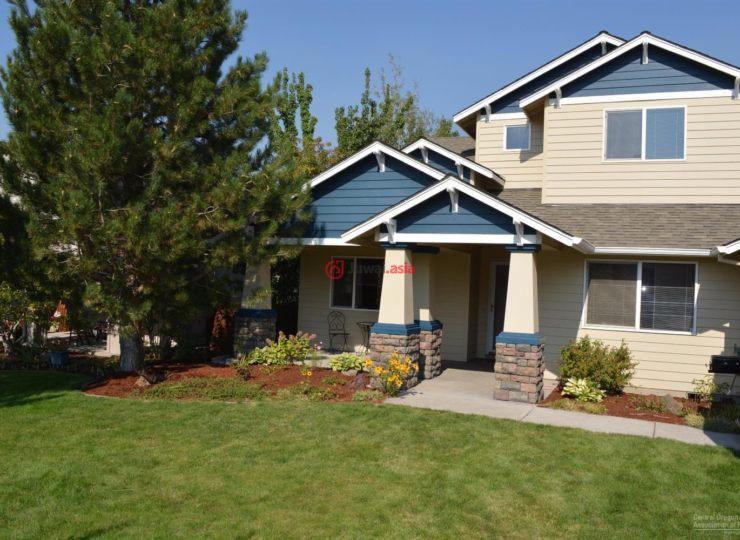 美国俄勒冈州班德的房产,61415 rock bluff lane,编号34977142