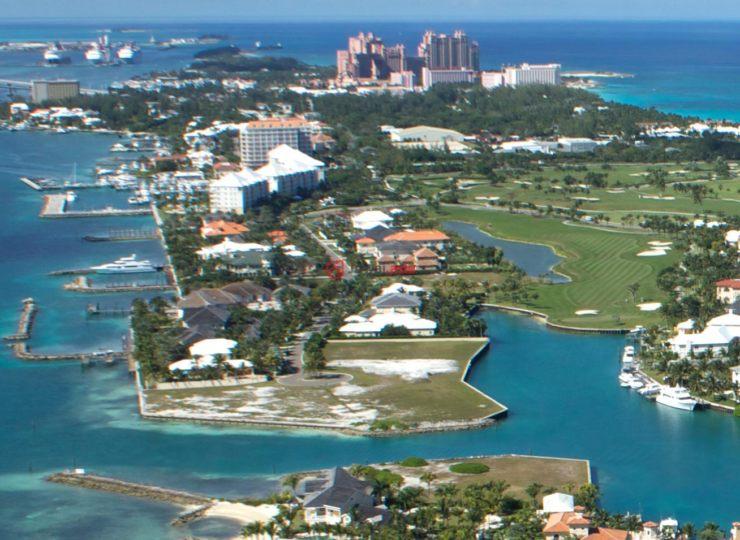 巴哈马天堂岛的房产usd
