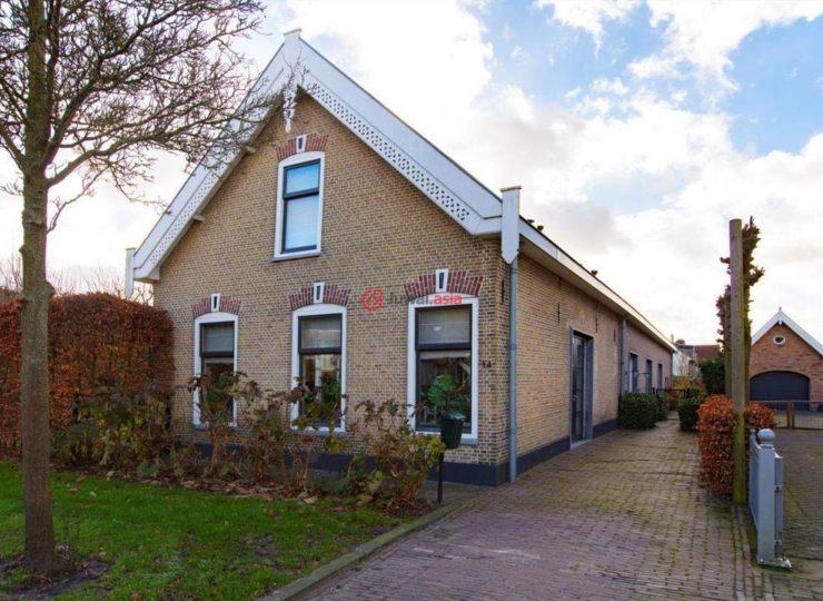 荷兰南荷兰省Nieuw-Beijerland的房产,Middelstraat 14,编号37426505