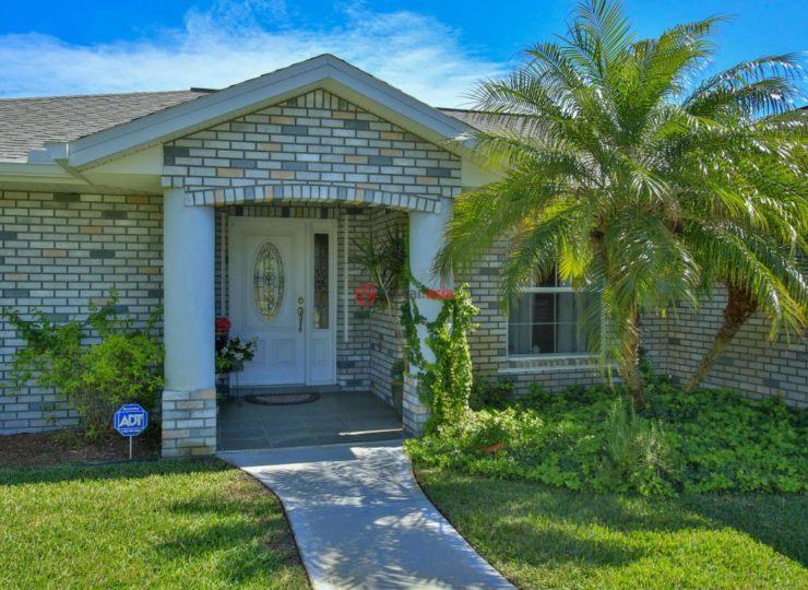 美国佛罗里达州埃济沃特的房产,2821 pine tree drive,编号38202134