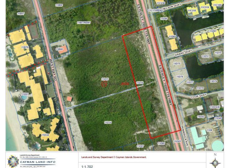 开曼群岛West Bay的房产,111 Esterly Tibbetts Highway,编号35683066