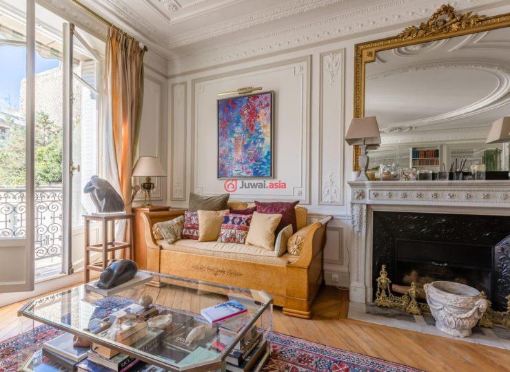 法国巴黎的房产eur 2,690