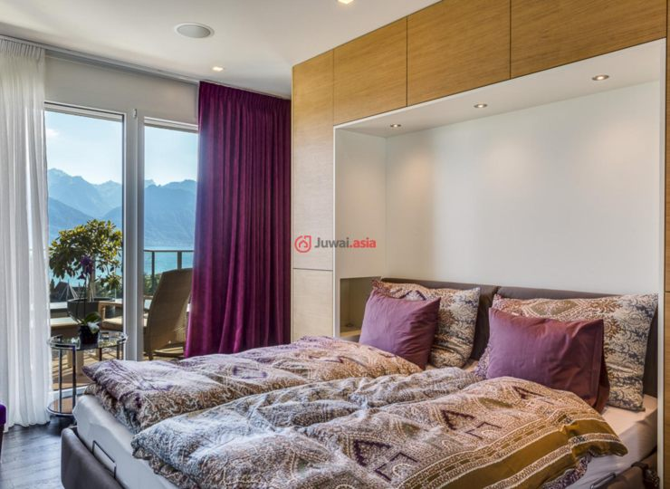 瑞士蒙特勒的房产,Clarens,编号34048291
